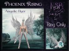 NSP Phoenix Rising Angelic Flyer (Chest Ploom) Boxed