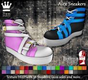 [Syn] Alex Sneakers FREE TRIAL