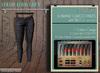Addams // A Brand Cargo Pants for Women // Dark Grey