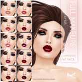 Oceane - Glamorous Make-ups Fat Pack