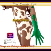 The Seventh Exile - Dipped! Gloves: Mint - Omega & Maitreya Appliers ONLY!
