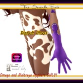 The Seventh Exile - Dipped! Gloves: Grape - Omega & Maitreya Appliers ONLY!