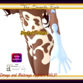 The Seventh Exile - Dipped! Gloves: Taffy - Omega & Maitreya Appliers ONLY!