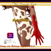 The Seventh Exile - Dipped! Gloves: Cherry - Omega & Maitreya Appliers ONLY!
