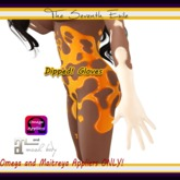 The Seventh Exile - Dipped! Gloves: Cream - Omega & Maitreya Appliers ONLY!