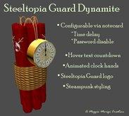 Steeltopia Guard Dynamite (boxed)