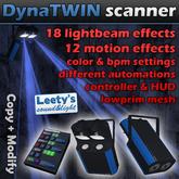 [LSL] DynaTwin scanner