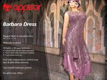 appear - Barbara Dress