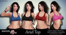 IGNITION ART - Ariel Top