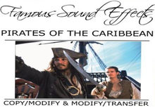 7 Sounds Pirates of the Caribbean Full Perm