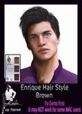 ::MF:: Enrique Hair Style Brown