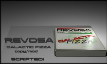 REVOSA Galactic Pizza