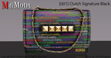 MdiModa - [001] Clutch Black Special