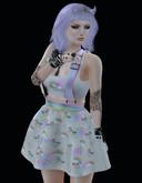 .HIPNOTIC. Myth Skirt Top Combo