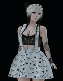 .HIPNOTIC. Tilly Skirt Top Combo