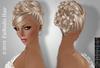 FaiRodis Alicia hair rigged mesh black1 with pearl decoration DEMO