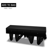 -David Heather-Kneel Table/Black