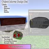 <TA>Object Mover Script Set (Elevators, Rafts, Etc) (Copy/Mod)