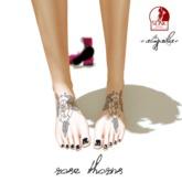 +abigailia+ Rose Thorns - Slink applier