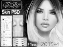 Lady-X-2015/ 4-Skin PSD -DEMO