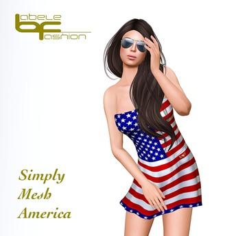 Babele Fashion :: Simply Mesh America