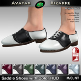 AB Saddle Shoes (SLink and non-SLink)