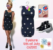 Eyelure Tank Dress    OhMyStars