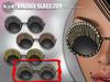 [Since 1975]-Vintage Glasses 209 (Bronze)