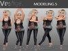 Vestige Modeling 5