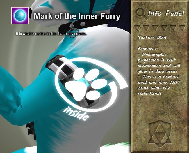 Mark of the Inner Furry