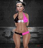 **Void Bikini's** Pink Bow Appliers