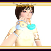 The Seventh Exile: Cake Cake Cake! Gloves - Taffy