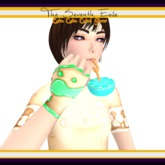 The Seventh Exile: Cake Cake Cake! Gloves - Spearmint