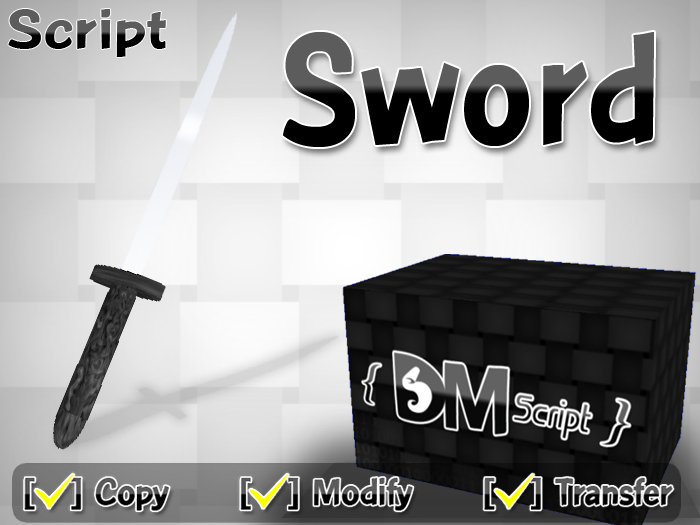 Sword                        [DM-Script]  ( vdo )