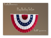 ** How About That....Texture!**   Flag Bunting  Texture