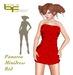 Babele Fashion :: Panarea Minidress Red