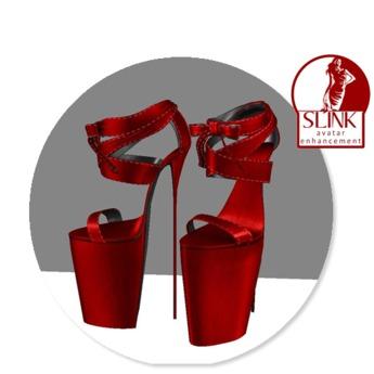 TLC Zapato rojo v.1.2
