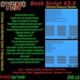 *YEN* Book Script V3.0