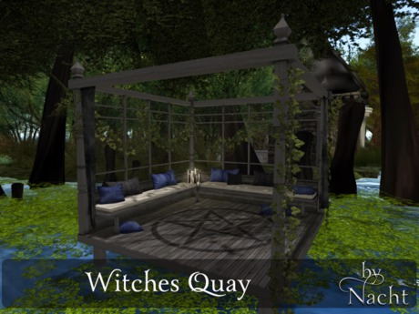 *~ by Nacht ~ Witches Quay