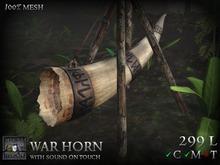 Stormwood: Mesh Warhorn
