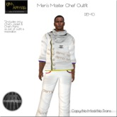 KJIm: Mens Master Chef Demo