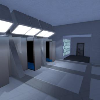 Second Life Marketplace - TARDIS Expansion, SIDRAT Docking Bay