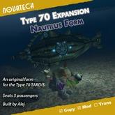 Type 70 Form - Nautilus