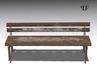 Winter bench 001