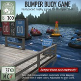ButtonJar - Bumper Buoy Game - MESH