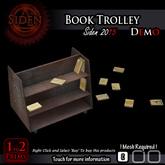 (Demo) Book Trolley (Box)