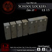 School Lockers (BOX)