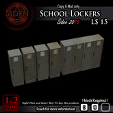 School Lockers (BOX)