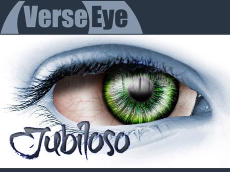 Jubiloso - Green 2 - HD Mesh Eyes by VerseEye
