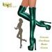 Grazia boots green promo 1000
